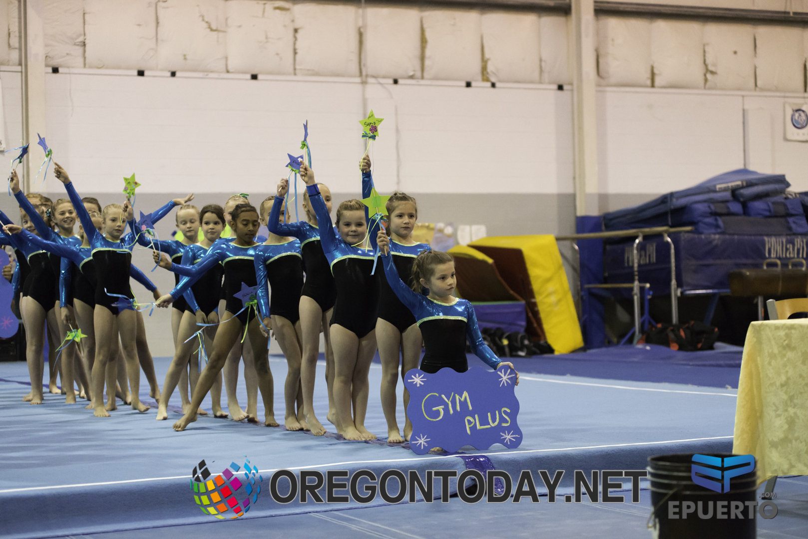 rose city gymnastics meet portland or